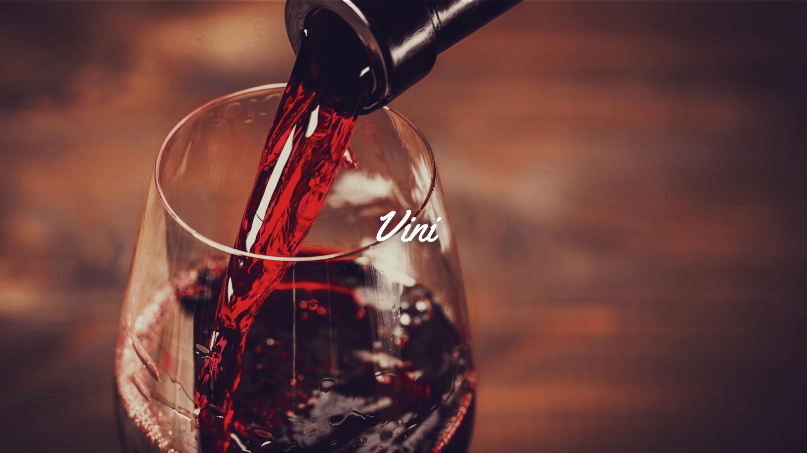 vino rosso sardegna - vini
